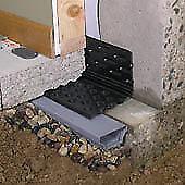 Wet basement ? Get the drain-eze advantage