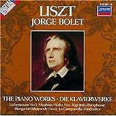 Liszt Jorge Bolet  Piano Works Vol 1 CD - <span itemprop='availableAtOrFrom'>Milton Keynes, United Kingdom</span> - Liszt Jorge Bolet  Piano Works Vol 1 CD - Milton Keynes, United Kingdom