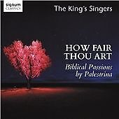 How Fair Thou Art Biblical Passions by Palestrina The King039s Singers Very Goo - Rossendale, United Kingdom - Your satisfaction is very important to us. Please contact us via the methods available within eBay regarding any problems before leaving negative feedback. Any defects, damages, or material differences with your item, must be  - Rossendale, United Kingdom