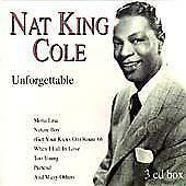 Nat King Cole Unforgettable Ebay