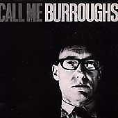 William Burroughs CD