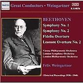 Beethoven-Symphony-No-2-Fidelio-Leonore-Overture-Lso-CD-NEW