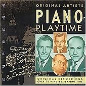 Piano Playtime, Various Artists, Very Good CD