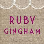 Ruby Gingham
