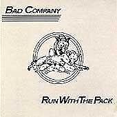 Bad Company Run with The Pack CD
