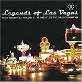 Various Artists - Legend of Las Vegas (CD, 2000)