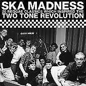 Ska Madness CD