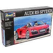 Revell Audi R8 Spyder Model Kit 1:24