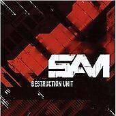 Sam : Destruction Unit CD