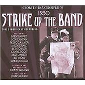 2011 Studio Cast Rec-Strike Up The Band 1930 CD NEW