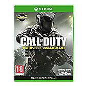 xbox one game ,call of duty infinate warfare