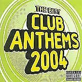 MUSIC CD 2 DISC SET THE BEST CLUB ANTHEMS 2004 LOOK MINT CONDITION SHAPESHIFTERS