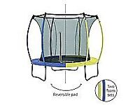 BRAND NEW - 8ft PLUM TRAMPOLINE - BOXED NEVER OPENED