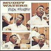 Muddy Waters Folk Singer