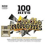 Various Artists - 100 Hits (Indie Anthems, 2014) 5CD Boxset - New & Sealed