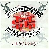Michael Schenker Gary Barden MSG - Gipsy Lady CD2009 NEW SEALED Acoustic Project