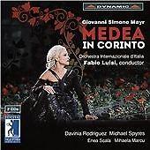 Simon Mayr - Giovanni Simone Mayr: Medea in Corinto (2016)
