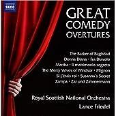 Friedel,Lance - Great Comedy Overtures - CD