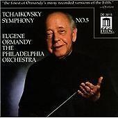 Symphony No. 5 (Ormandy, Philadelphia Orchestra) CD NEW
