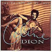 Celine Dion My Love CD