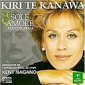 Sole And Amore - Puccini: Arias, Opera National De Lyon CD