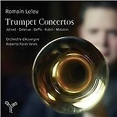 Orchestre d Auvergne Trumpet Concertos CD ***NEW***