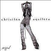 Christina Aguilera Stripped