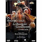 MOLIERE & LULLY - LE BOURGEOIS GENTILHOMME NEW CD