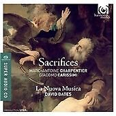 La Nuova Musica Sacrifices - Carissimi: Historia di Jept CD ***NEW***