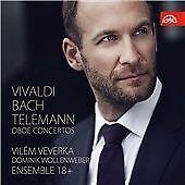 Vivaldi, Bach, Telemann: Oboe Concertos (2015)
