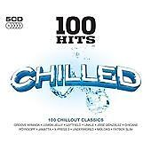 Various Artists - 100 Hits (Chilled, 2009) 5 cd set