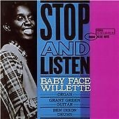 Baby Face Willette-Stop And Listen CD CD  New
