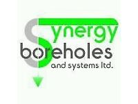 Synergy Boreholes & Systems Ltd are hiring!