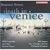 Death in Venice Op. 88 (Hickox, Bbc Singers) CD NEW