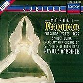 Wolfgang Amadeus Mozart - Mozart: Requiem Mass K. 626  ( CD 1988)