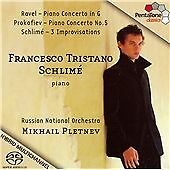 Francesco Tristano Schlimé, Piano [SACD] (2006)