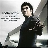 Nigel Hess - : Concerto for Piano and Orchestra (Lang Lang) (CD 2008)