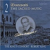 Sacred Music 2, The (King, the King's Consort) CD NEW