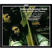 J.S Bach: Apocryphal St Luke Passion - Wolfgang Halbich - CPO 999293-2 2CD Set