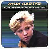 Nick Carter CD