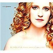 Raquel Andueza Antonio Cesti: Alma Mia CD ***NEW***