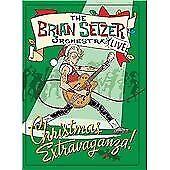 The Brian Setzer Orchestra - Christmas Extravaganza *New DVD*