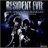 Original-Video-Game-Soundtrack-Resident-Evil-The-Darkside-Chronicle-NEW-2-x-C