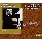Frederic Chopin  Artur Rubinstein 1998 Sonata No 2 Nocturnes Berceuse 2 CD - <span itemprop=availableAtOrFrom>Cambridge, United Kingdom</span> - Frederic Chopin  Artur Rubinstein 1998 Sonata No 2 Nocturnes Berceuse 2 CD - Cambridge, United Kingdom