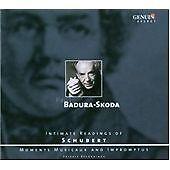 Intimate Readings (Badura-skoda) CD NEW