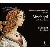 Benedetto Pallavicino: Madrigali CD Digipak NEW