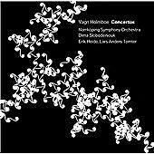 Lars Anders Tomter - Vagn Holmboe: Concertos