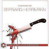 Bernard Herrmann CD