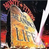 Monty Python - Meaning of Life (Parental Advisory/Original Soundtrack, 2002) CD