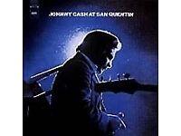 Johnny Cash- Live: At San Quentin- *CD* (ORIGINAL)